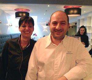 Sophie & Herve Rodriguez of MaSa. Photo: Alain Neyman.