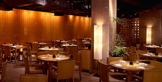 Zuma Restaurant. Publicity photo.