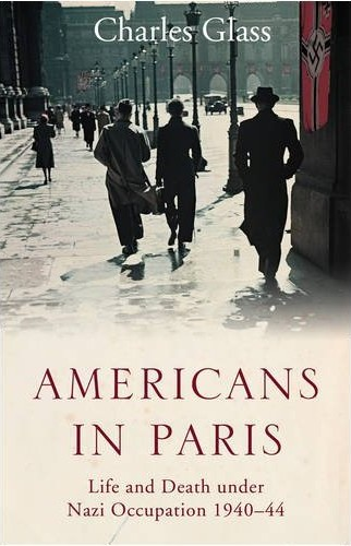 book, Americans in Paris