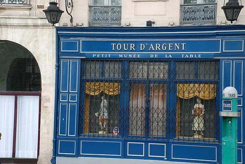 La Tour D'argent. Photo Credit: Flickr Creative Commons/Michael Nyika