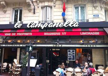 Le Campanella, Paris 7th
