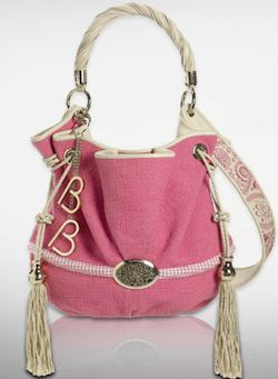 Photo of Brigitte Bardot bag courtesy of Lancel.