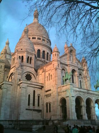 Sacré-Coeur photo ©Lexy Delorme