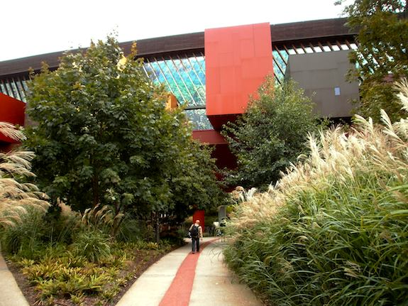 Musee du quai Branly. Photo: Lindsey Marsh