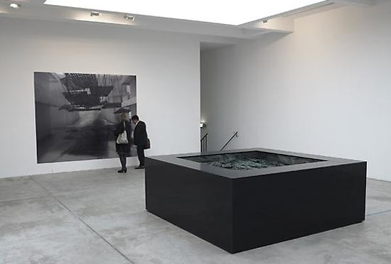 Marion Goodman Gallery, Paris.