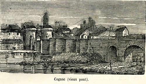 antique postcard image