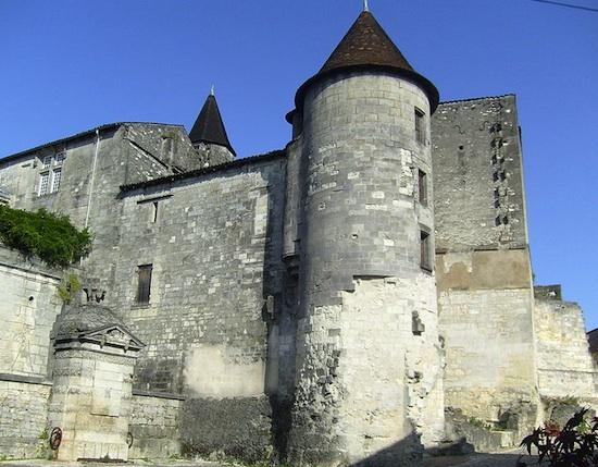 Otard in Castle Valois.