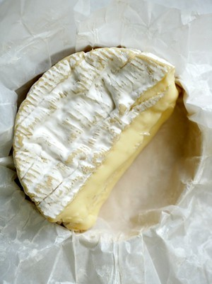 Camembert. Photo by Clay McLachlan