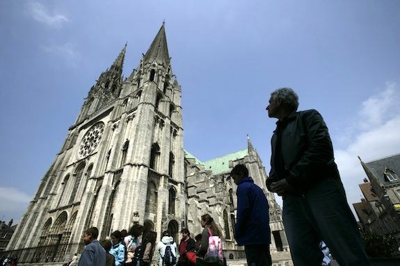 Chartres Cathedral. Photo: ©Clay McLachlan 2011 Claypix