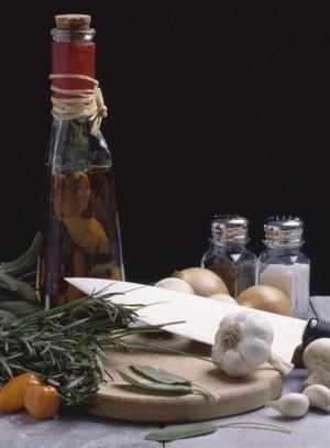food preparation and seasoning