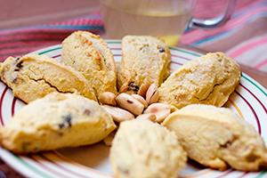 Zaleti Italian pastry. Photo credit: Theresa Murphy.