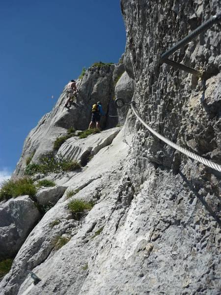 Via Ferrata Route