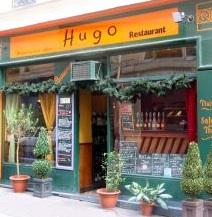 Hugo restaurant. Photo © hugoparis.com