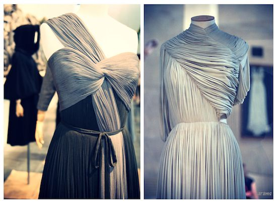 Madame Gres exhibition, Paris. Photo: ©carams