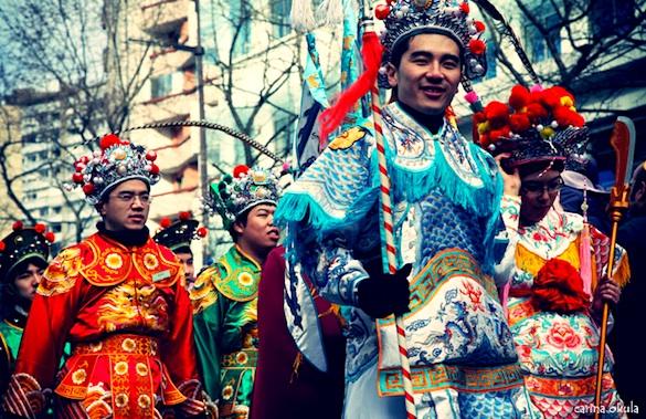 Chinese New Year festivals in Paris photos ©Carina Okula