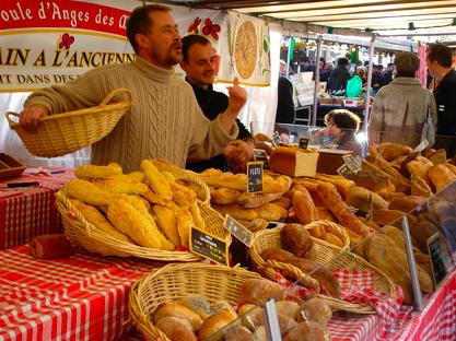 Market breads ©volantwish