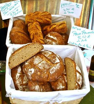 Saxe-Breteuil bread basket. Photo: Wild Yeast