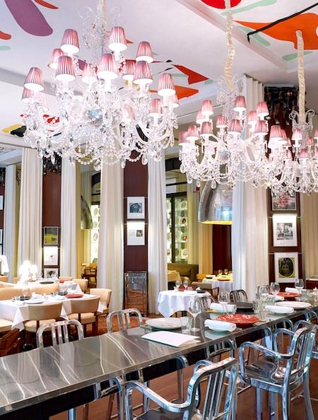 La Cuisine at Le Royal Monceau, Raffles Paris.