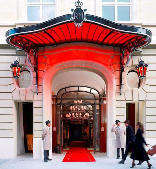 Le Royal Monceau, Raffles Paris.