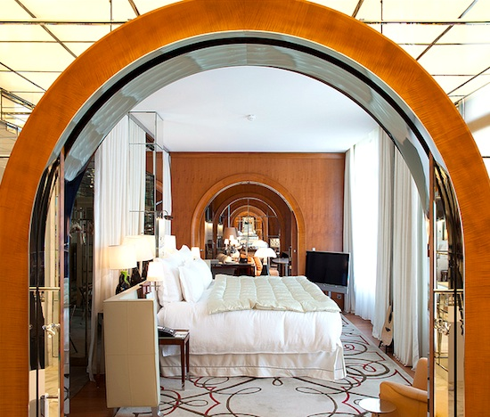 Suite at Le Royal Monceau, Raffles Paris.