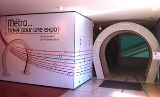 entry to exhibition