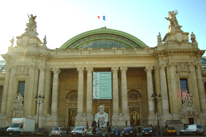 Grand Palais ©KoS/Wikimedia Commons