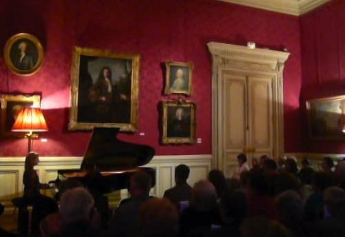 Jasmina Kulaglich concert at Musée Jacquemart-André
