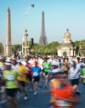 ©ChloeLodge ParisMarathon, Eiffel & Concorde
