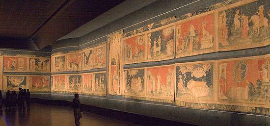 La tapisserie de l'Apocalypse, Kimon Berlin, @gribeco , Wikipedia France