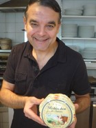 Cherif Bourbit, owner of Fil o Fromage