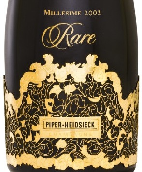 Rare, ©Piper-Heidsieck Champagne