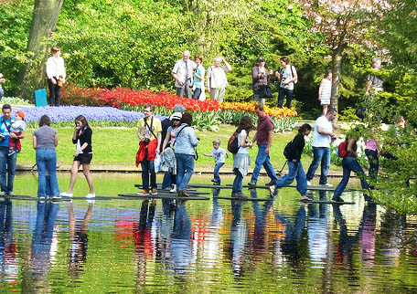 Keukenhof Gardens ©Helst1, Flickr