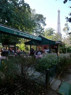 Cafe, Champs de Mars