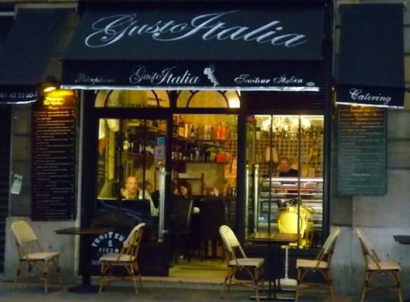 Restaurant Rue Grenelle