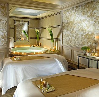 Spa at 4 Seasons-George V. Photo ©George V