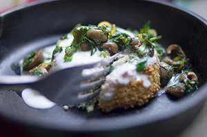thought i d offer a recipe for quinoa cakes quinoa is that ...