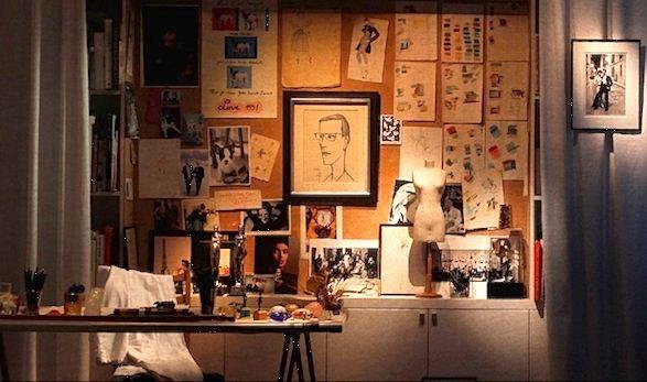 YSL's studio