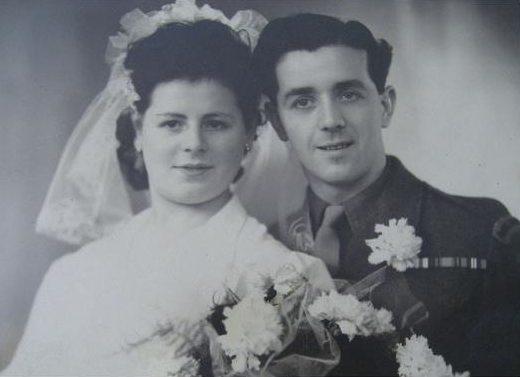 Mrs. and Major Philip Kenyon. Photo: author