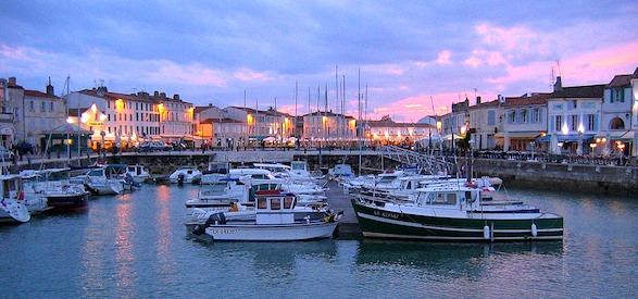 Saint-Martin-de-Ré. Photo by photox0906