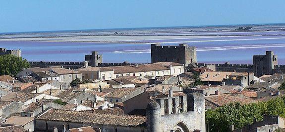 Aigues Mortes. Photo: Baptisde Rossi