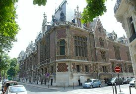 Hôtel Gaillard, Bank of France branch