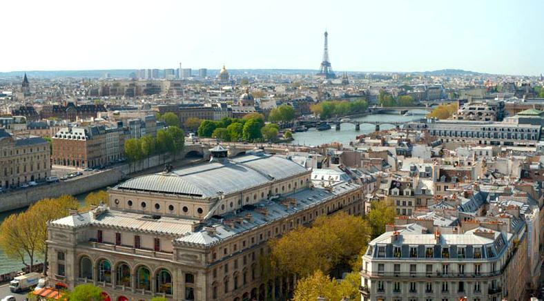 @Mayor of Paris/F. Grunberg