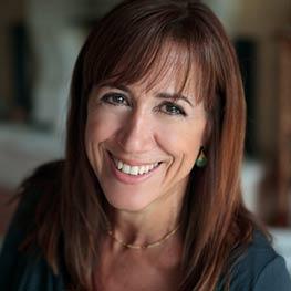 Ellen Sussman publicity photo